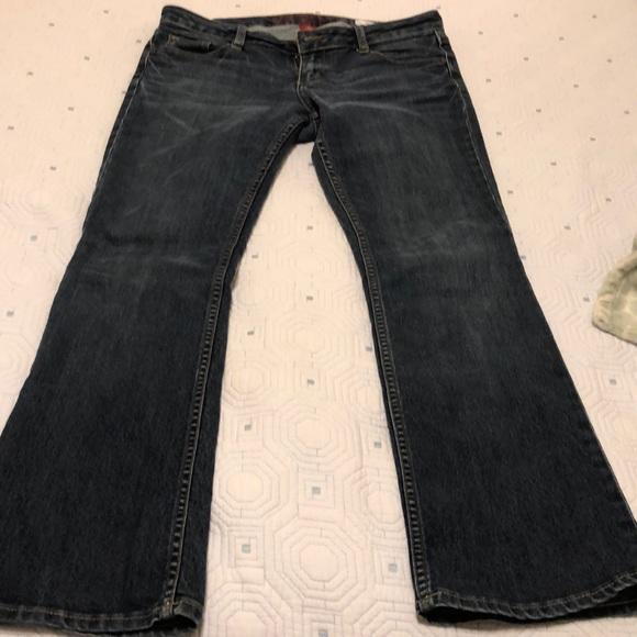 Arizona Jean Company Denim - Arizona Bootcut Jeans Size 11 Short